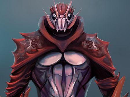 Crustacean Alien