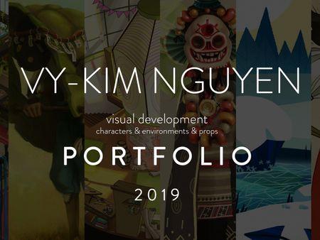 Vy-Kim Nguyen - VISDEV PORTFOLIO may 2019