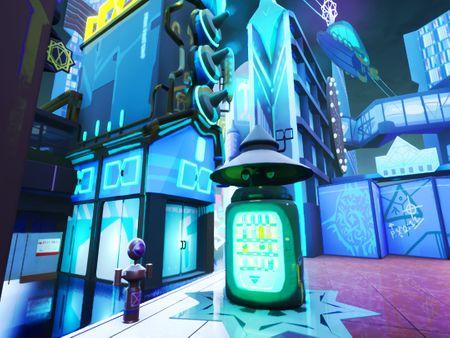 Stylized Magic City