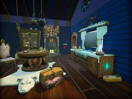 A Witches Kitchen UE4