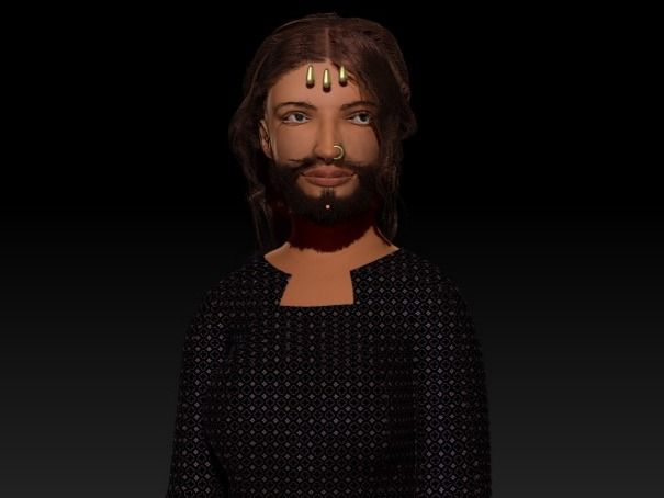 The Bearded Woman