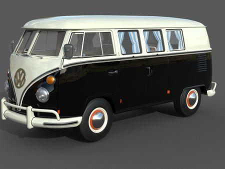 My 1st Kombi Van Entry