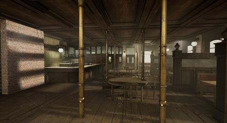Peaky Blinders: garrison pub