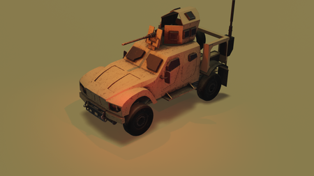 Oshkosh-M ATV