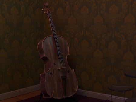 Cello Stradivarius