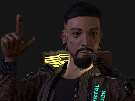 Cyberpunk Character