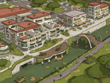 Environment designs