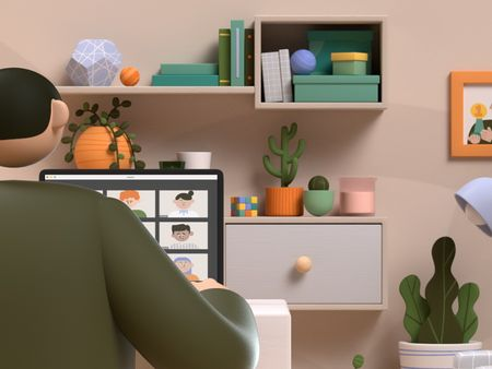Wendy Huang - 3D Motion Design and Animation 2021