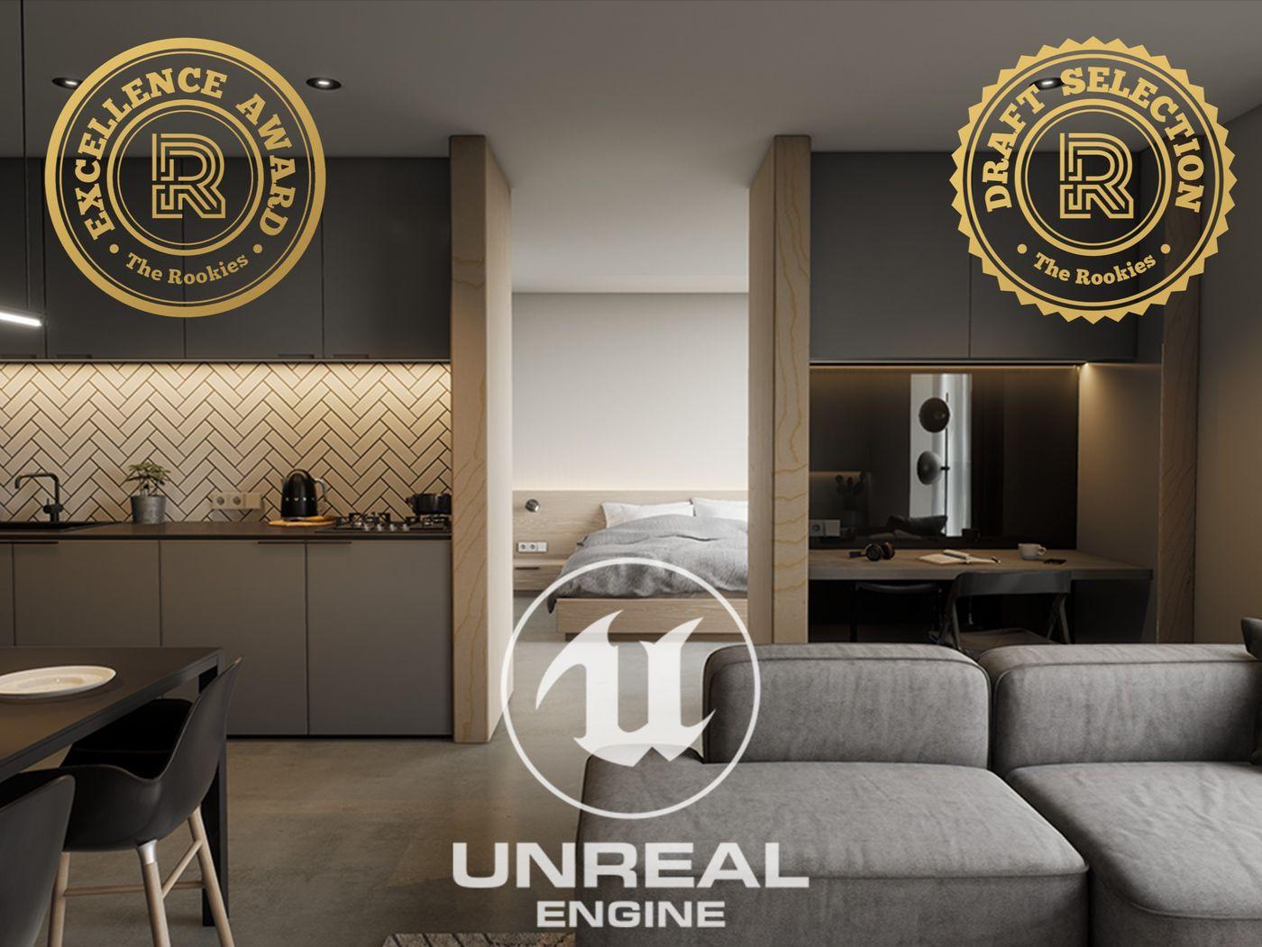 One year of ArchViz in Unreal Engine 4