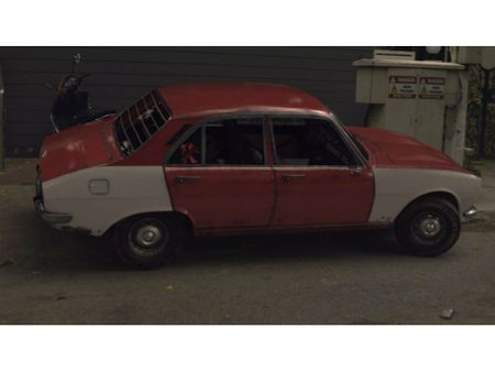Live Action CG Integration - PEUGEOT 504