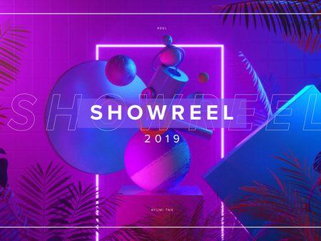 Showreel 2019