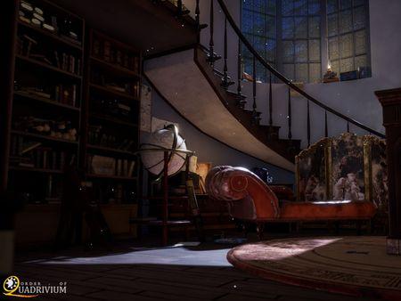 The Order of Quadrivium - VR Escape Room
