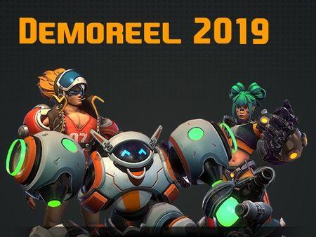 Animation Reel // SmashOut : Arena