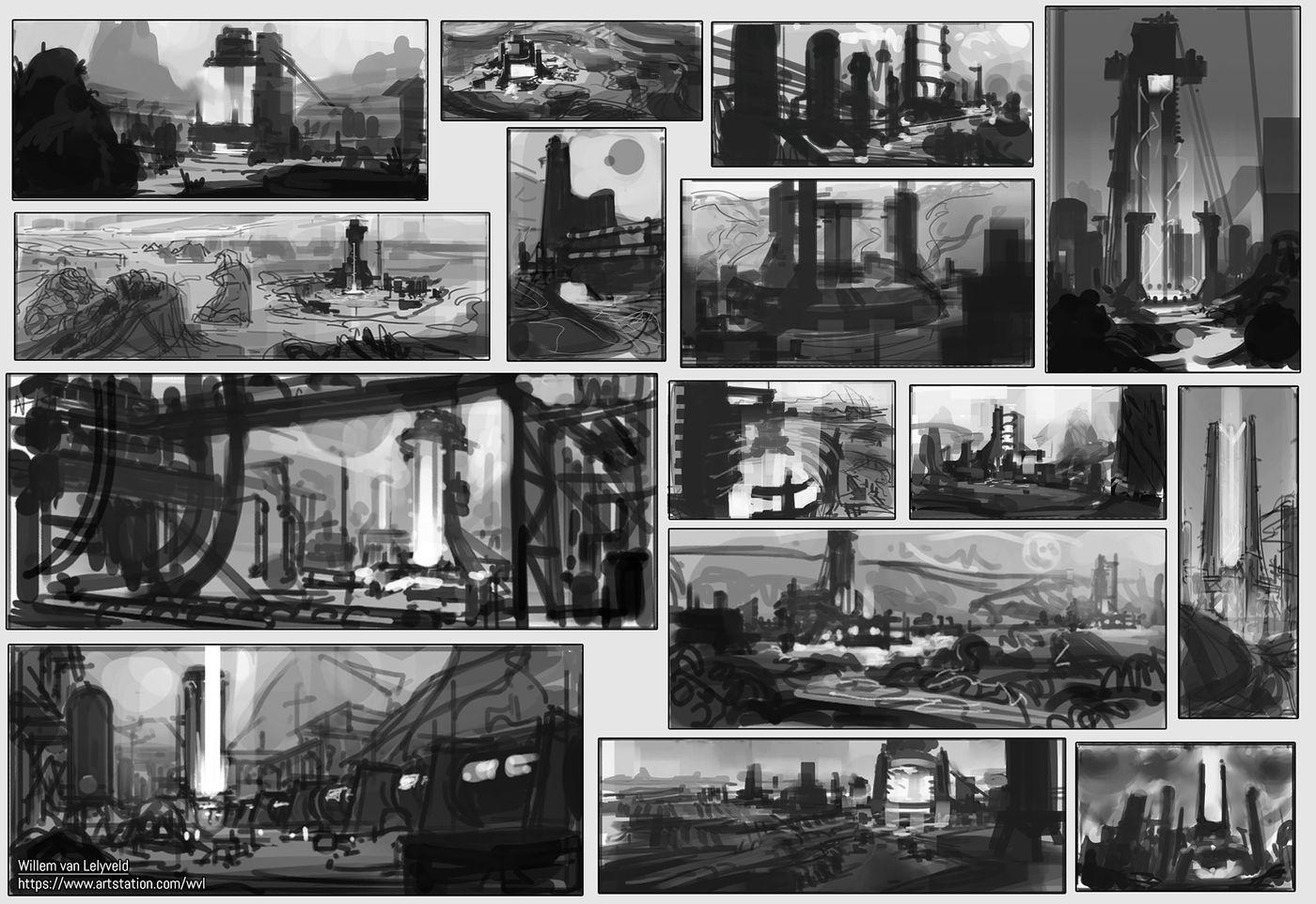 Willem Van Lelyveld Energy Drill Thumbnails 1920 Willemvl