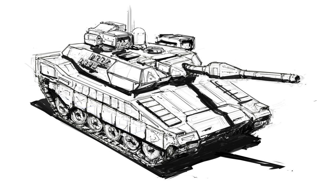 Tank Lr Willemvl