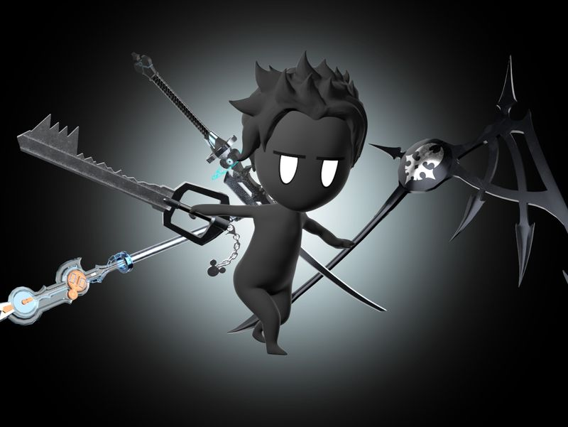 Avatar 3D model