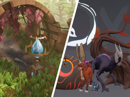 Stylized Environnements and Creatures - William Dujardin Rookie Awards 2020 Entry