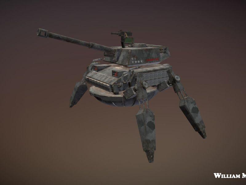 Communist MechRobot