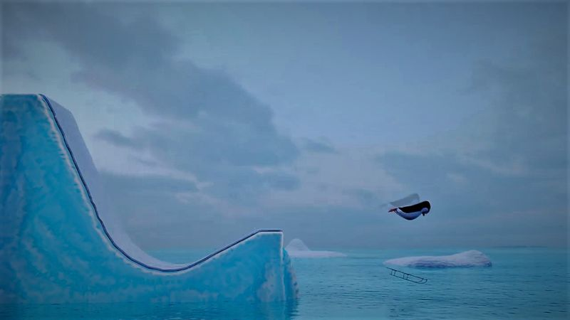 Penguin Animation