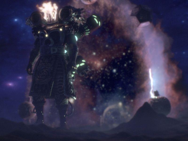 Space Celestial Cgi Vfx Short Portfolio