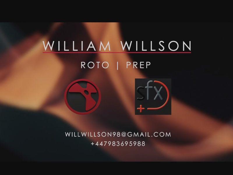 Roto and Prep showreel