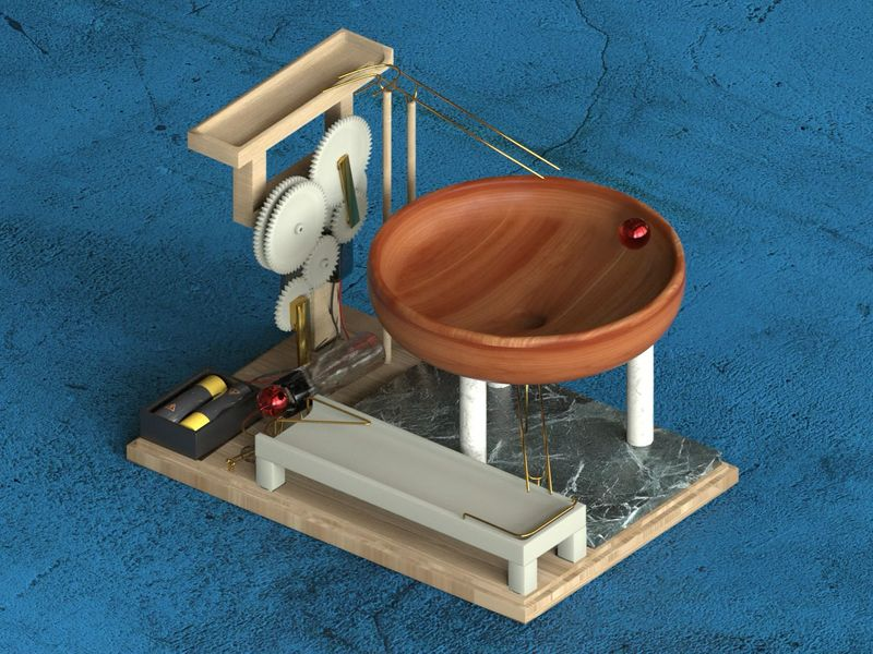 Marvelous Marble Machine