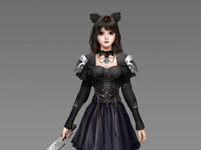Alice: Asylum fan concept