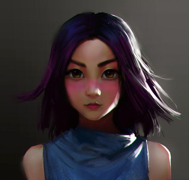 Faye Wong Portrait