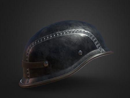 Biker Reforged Helmet