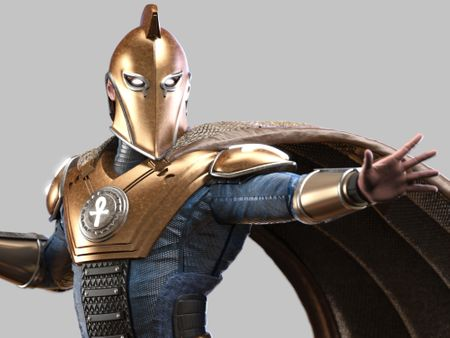 Dr Fate Injustice 2
