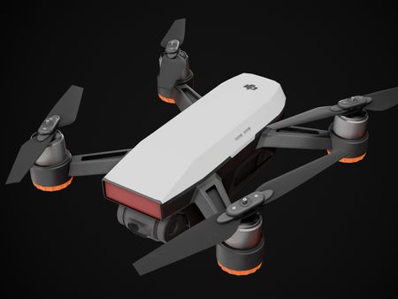 Weekly Drill #40 - DJI Spark