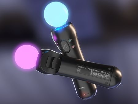 Weekly Drill #46 - PlayStation Move