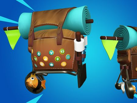 Weekly Drill #50 - Fortnite Scout Backbling