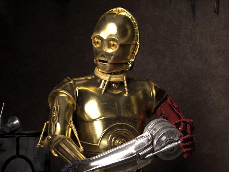 Oh Dear! - C3PO