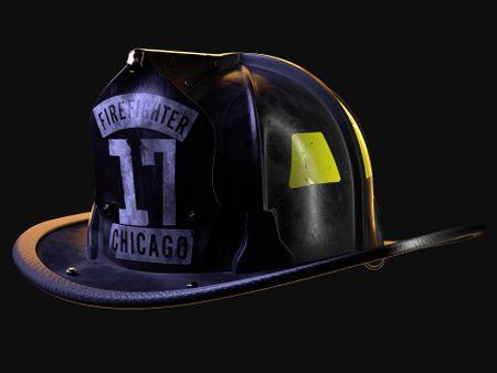 Firefighter helmet | Backdraft fanart
