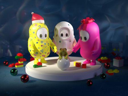 FallGuy-Merry Christmas !!