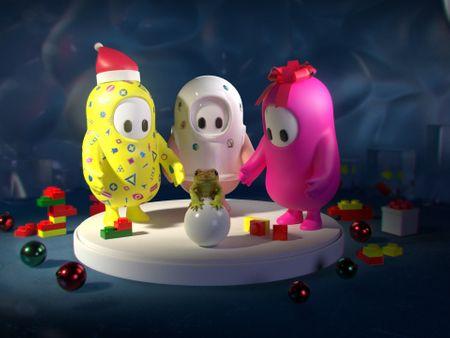 FallGuy Merry Christmas