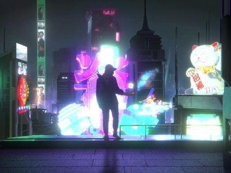 Cyberpunk - Find The Answer