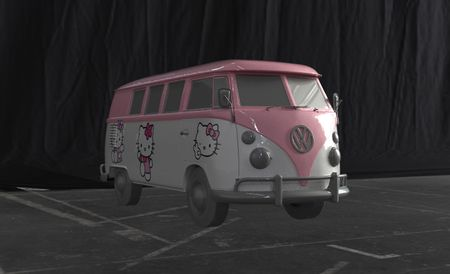 Hello kitty Kombi