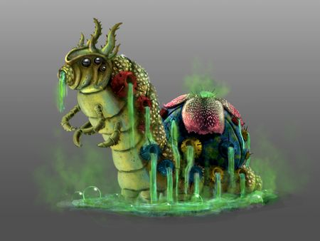 The Mutation Insect