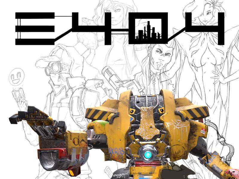E404_Concept Art