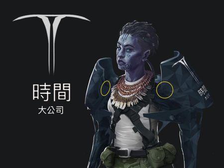 NYA - Character concept