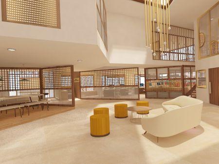 Interior 3D Visualizing
