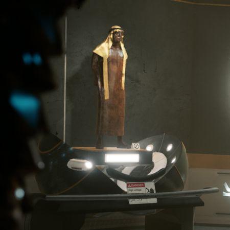 Dubai Sci-Fi Subway - Unreal Engine 4