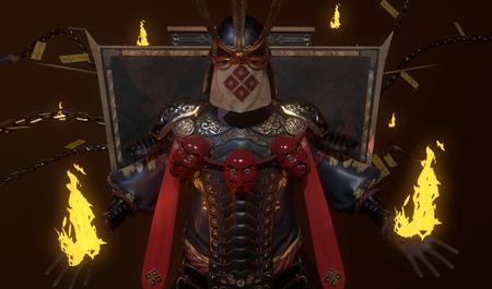 Samurai Puppeteer