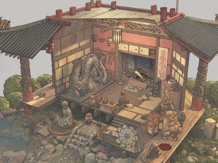 木龍の憤慨 - Wrath of the Wooden Dragon