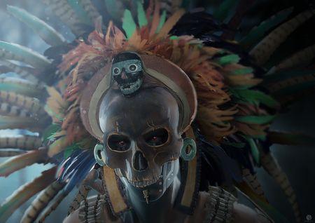 Tezcatlipoca(Aztec god)