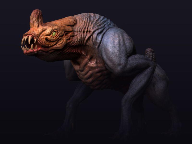 Creature Model