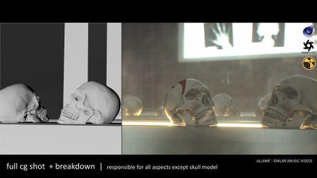 Yasin SINIK - Compositing / FX  Demo Reel
