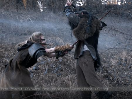 VFX Compositing Show Reel - Ya-Wen Liu